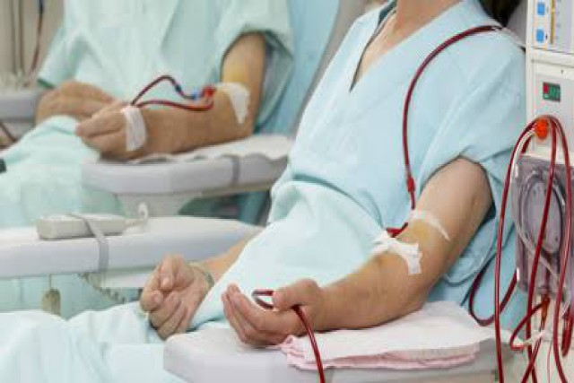 HAEMODIALYSIS CAN BE STOPPED