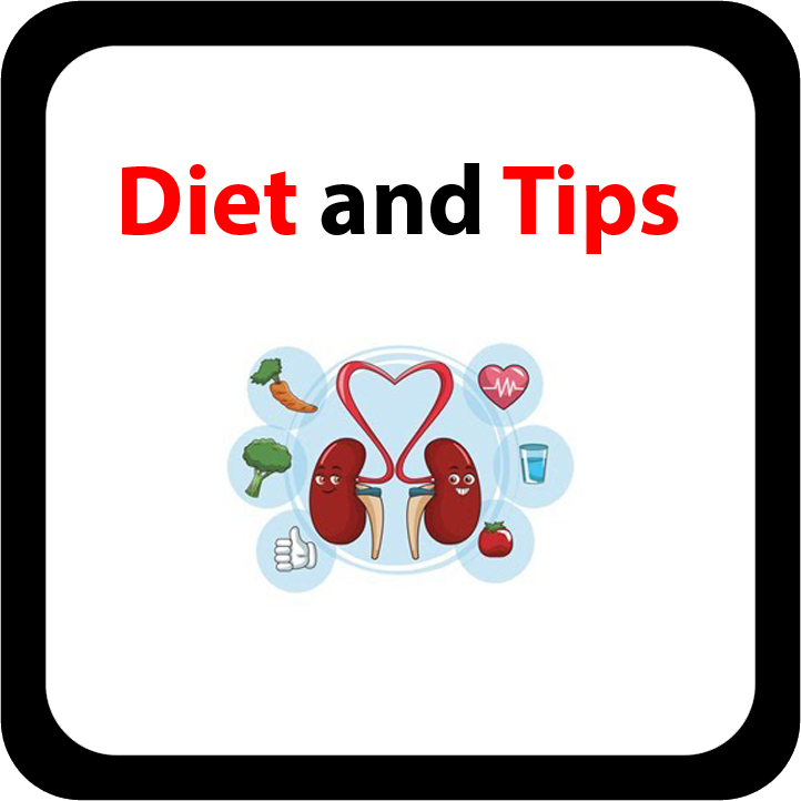 Diet and Tips